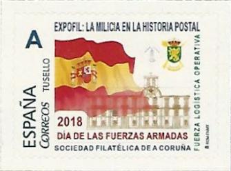 Expo Capitania sello conmemorativo