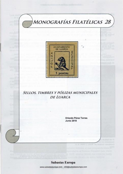Sellos, Timbres y Pólizas Municipales de Luarca