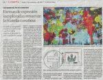 Artículo de La Voz de Galicia