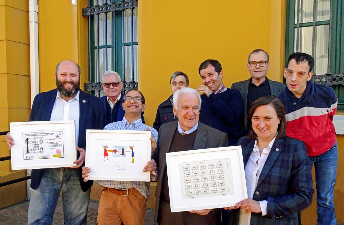 Premio al mejor diseño de sello personalizado