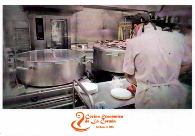 Cocina de Cocina Económica