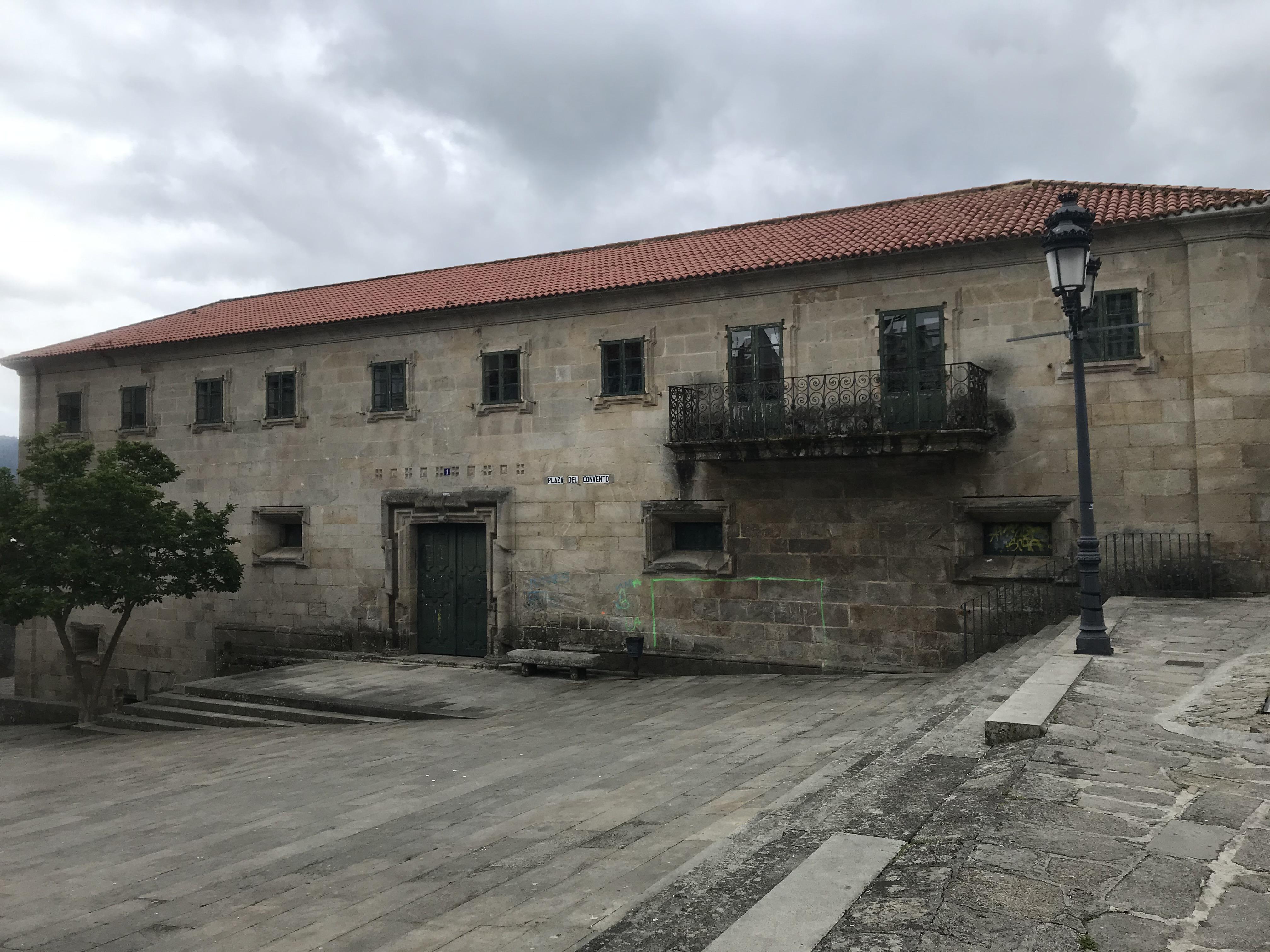 Convento dos Agostiños (Casa da Cultura)