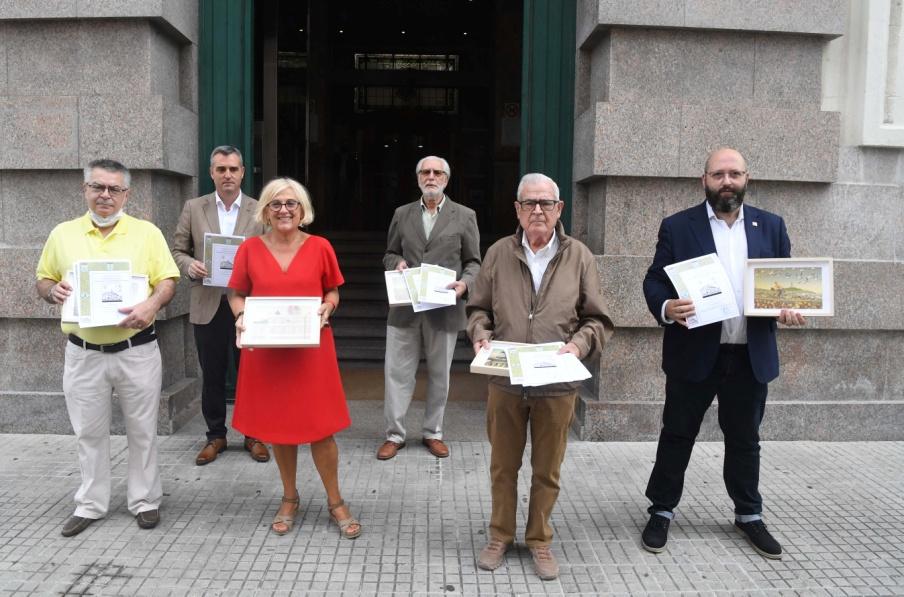 Algunos de los participantes (foto Carlos Fernández Pardellas)